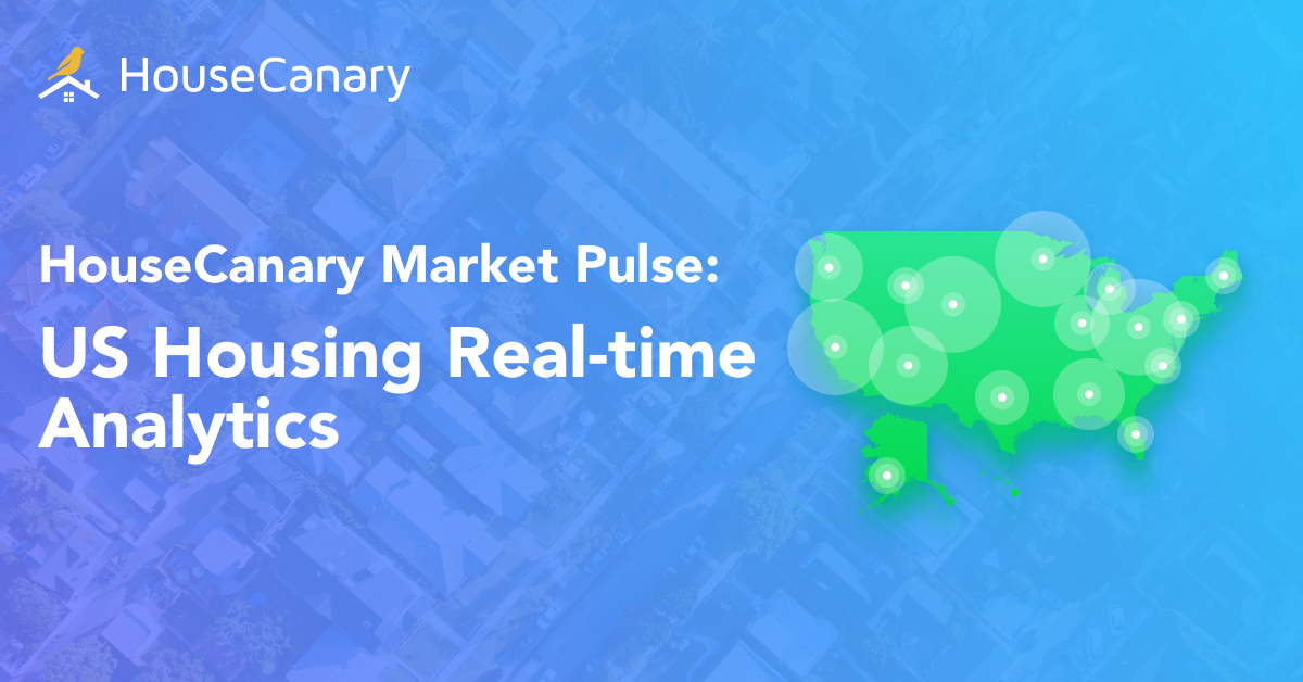 U.S. map image for Market Pulse Report